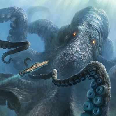 kraken, кракен